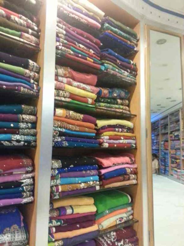 Designer saree wholesalers in Chennai Saree Wholesale Suppliers In chennai  - by Kataria's Selection, Chennai