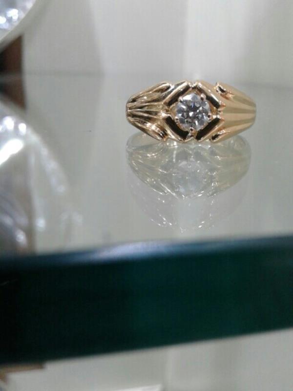 ring - by Gopaldass Jewellers, Trichy