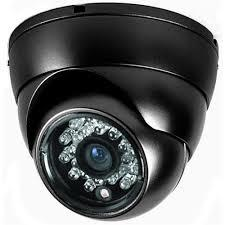 DOME CAMERA: Dome cameras offer an aesthetic design wherein the camera, lens and cabling are hidden and protected inside of a domed enclosure.  They are available in both indoor and outdoor models,  Dome cameras offer an attractive protecte - by Zcat Technology Management, Kozhikode