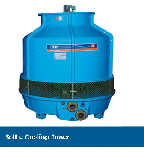 Cooling Tower Manufacturers in Coimbatore. - by Gem Equipments Pvt Ltd, Coimbatore