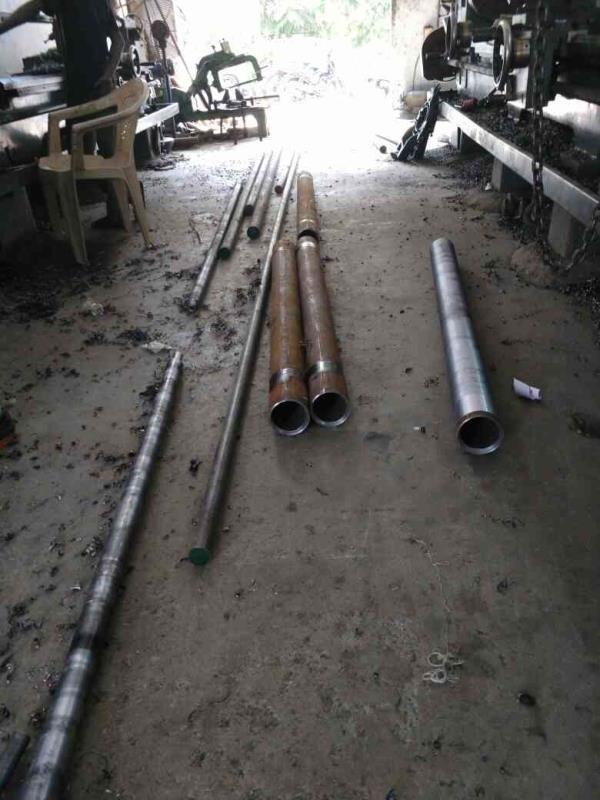 we are textile rubber roller manufacturer. - by Matangi Engineers, Ahmedabad
