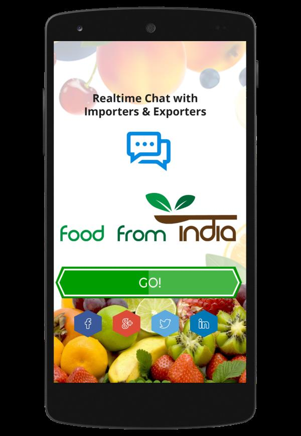 get business from world wide  Chat With your Client - by FOODFROMINDIA, Dubai