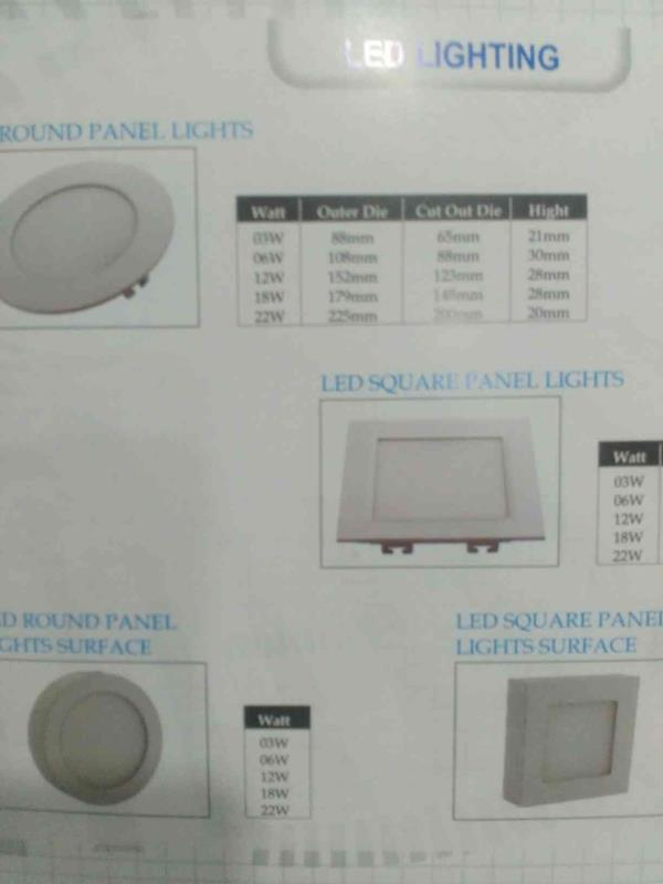 Led Light Manufacturer and supplier in Rajkot- Gujarat - by Micro System, Rajkot