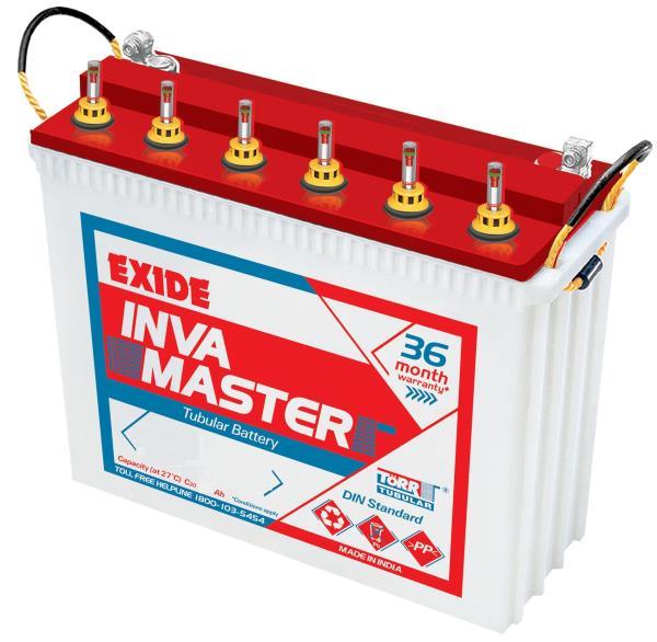 inva master 150ah tall tubular battery - by SILICON-POWERS, West Godavari