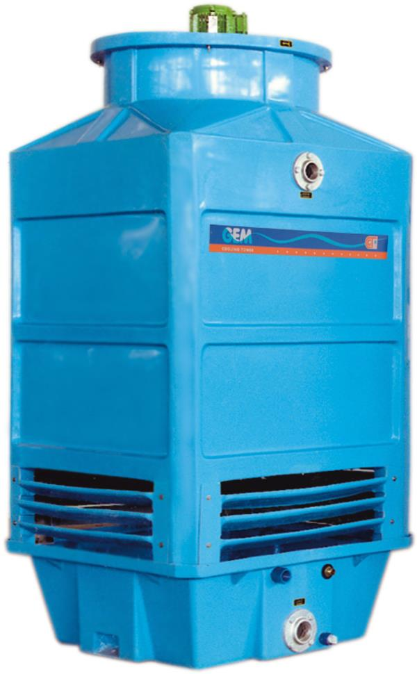 Manufacturers of Square Type Cooling Tower   Gem Equipment's Leading Manufacturers of   Square Type Cooling Tower in Coimbatore, Tamilnadu.   Also we are dealing all kinds of Cooling Towers like:  Dry Cooling Towers, FRP Cooling Towers, Woo - by Gem Equipments Pvt Ltd, Coimbatore