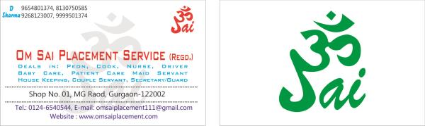 WEBSITE/ WWW.OMSAIPLACEMENT.COM - by Dk Sharma, Gurgaon