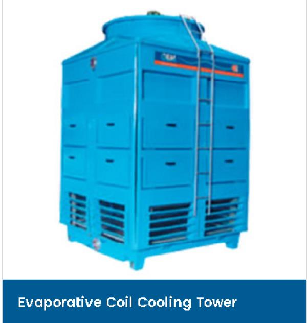 Suppliers of Evaporative Coil Type Cooling Tower  Gem Equipment's Leading Manufacturers and Suppliers of   Evaporative Coil Type Cooling Tower in Coimbatore, Tamilnadu.   Also we are dealing in all kinds of Cooling Towers like:  Dry Cooling - by Gem Equipments Pvt Ltd, Bangalore