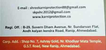 celebrity protection  - by Shree Karni Protection Service, Ahmedabad