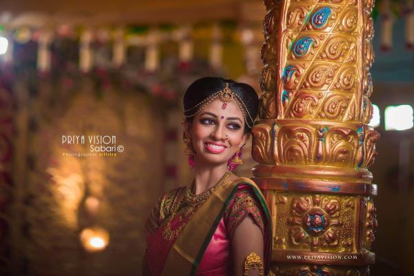 Bridal makeup artist  - by Makeupartistviji, Chennai