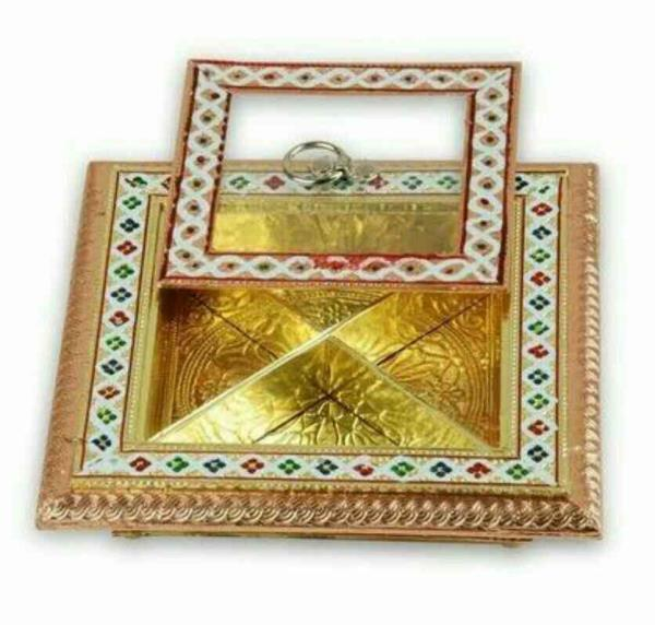 We provide best quality wooden box. - by BH WOOD GALLARY, Rajkot
