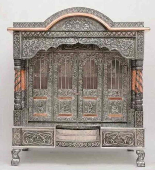 Wooden Temple available at BH WOOD GALLARY - by BH WOOD GALLARY, Rajkot