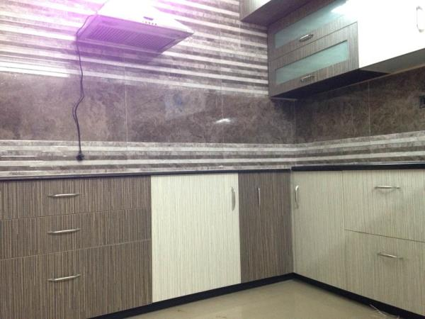 Modular kitchen @Thiruvarambur, Trichy - by Inhouse Xpressions, Tiruchirappalli
