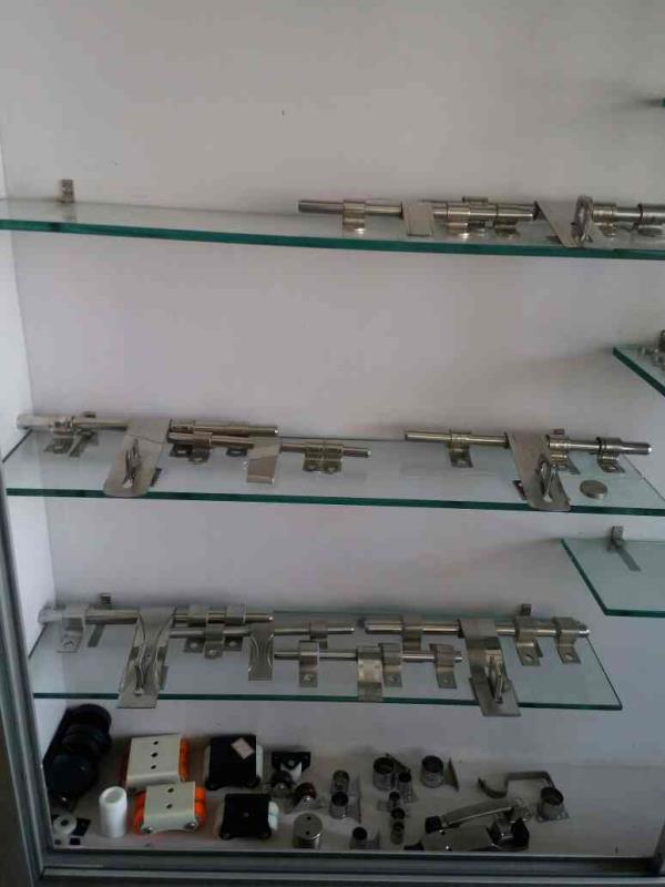 Exclusive Door Hardware Supplier in Rajkot With Good Quality SS Material  - by Maruti Plywood & Hardware, Rajkot