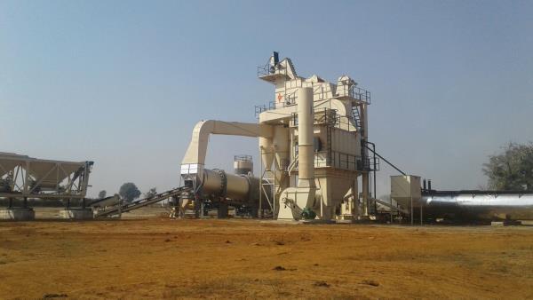 Asphalt Batch Mix Plant FAB-1500 Model FAB-INDIA - by Fab India, Ahmedabad