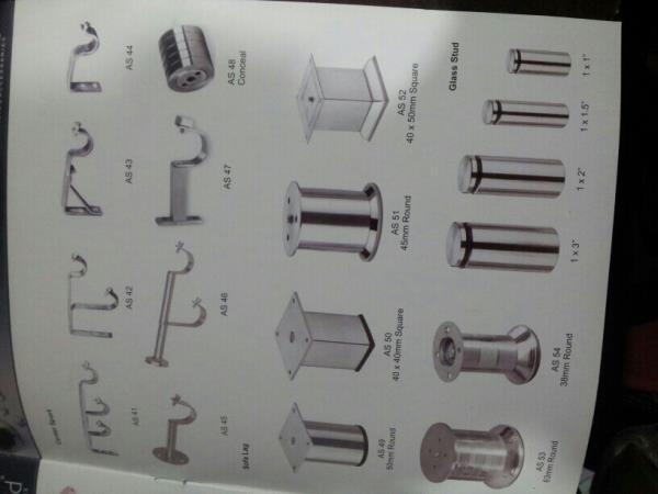 Curtain Braket Manufacturers in Rajkot - by Ajanta Steel , Rajkot