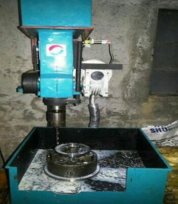 we have wide ranges of 2 Axis Drill For Flanges in rajkot. - by Om Automation, Rajkot