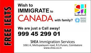 Immigration Services In Coimbatore Canada Immigration In Coimbatore Canada Work Permit In Coimbatore Canada PR In Coimbatore Australia PR In Coimbatore Australia Work Permit In Coimbatore  - by SHEA IMMIGRATION SERVICES, Coimbatore