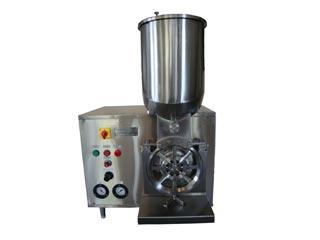 manufacturer of Semi Automatic Powder Filling Machine with best quality  - by Shreeji Pharmatech, Ahmedabad