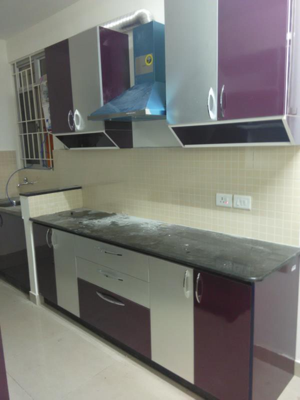 Modular kitchen in j p nagar - by Vzoneinteriors, Bangalore