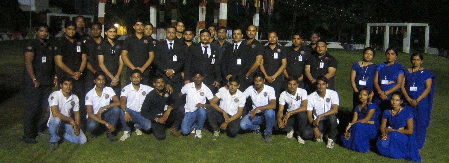 Services Event Services  Our staff is highly trained to coordinate with event organizers and identify potential risks that could arise during an event and cause safety hazards. We coordinate with event organizers and help in preparing safe  - by Shree Karni Protection Service, Ahmedabad