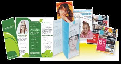 Brochurs Leaflets Printing In Kota - by Sambhav Graphics, Kota