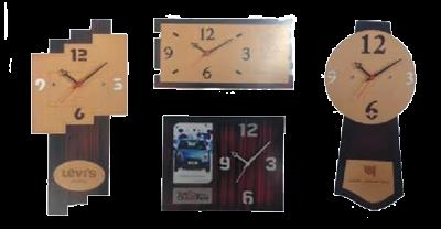 Promotional Clock - by Sambhav Graphics, Kota