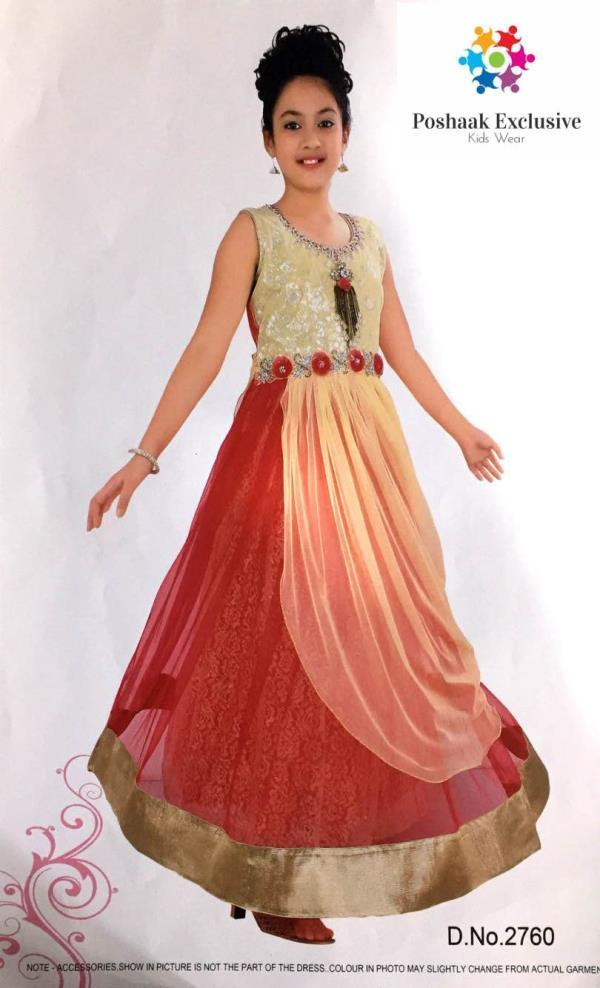Amazing Designer Gown! - by Poshaak Exclusive, Hyderabad
