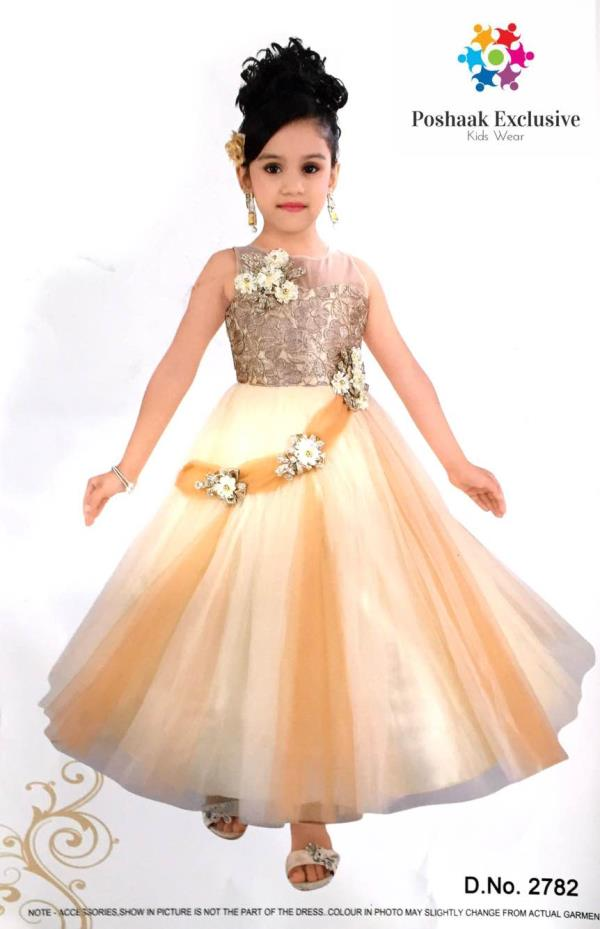 Beautiful Gown! - by Poshaak Exclusive, Hyderabad