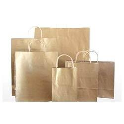 Paper Bags manufacturers  With firm commitment towards quality, we are offering an excellent quality Brown Paper Bag which is widely used for carrying a variety of products. Crafted using the supreme quality paper and advanced technology, o - by Bhargava Poly Packs, Mohali