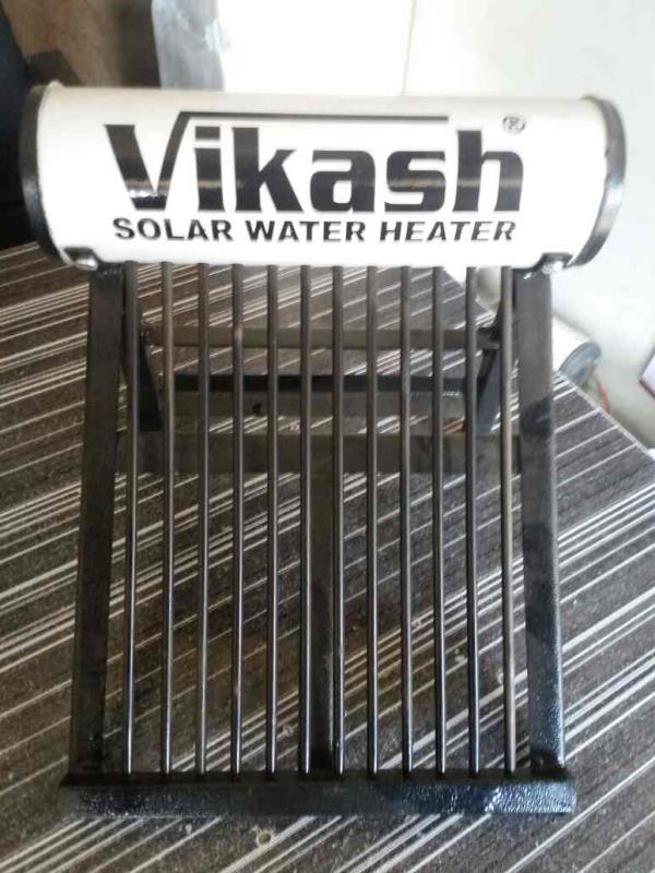 Sai Marketing Offer Vikas Brand Solar Water Heater With Good Quality - by Sai Marketings, Rajkot