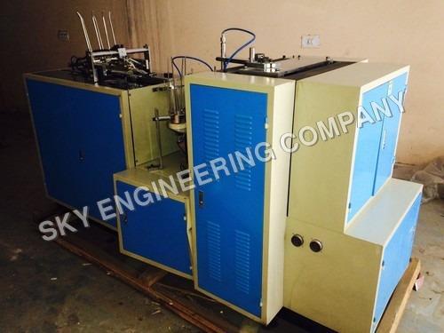 http://www.skypaperplatemakingmachines.com/paper-cup-making-machine.html - by Paper plate making hydraulics machine, New Delhi