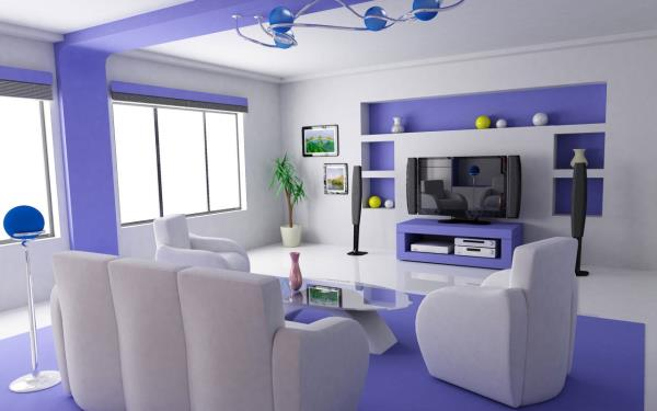 Exceptional homes for exceptional people. Naturo Interiors http://naturointeriors.com/ 9555448183 - by Naturo Interiors, Delhi