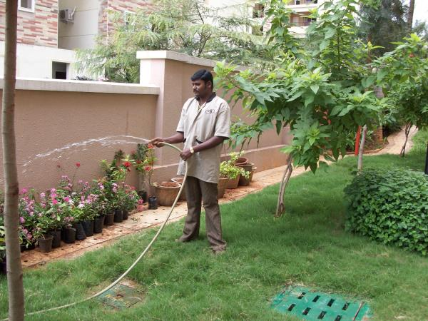 Garden & Landscape Maintenance near sarjapur Road http://www.vbfc.in/landscape.html - by VB Facility Services, Bangalore