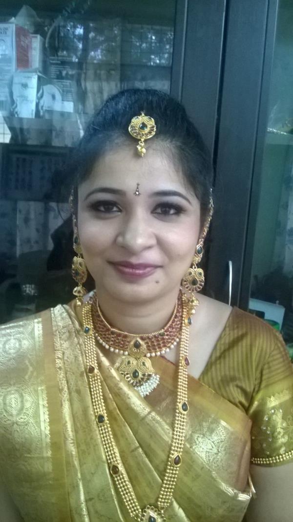 No 1 Bridal & Bridegroom Makeup For Wedding, Best Bridal & Bridegroom Makeup For Wedding, Professional Bridal and Bridegroom Makeup For Wedding - by MMM Ads And Events, mhadmaganthi nagar,
