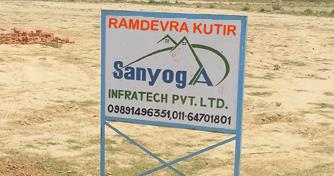 plots in Ramdevra - by Sanyoga Infratech, South West Delhi