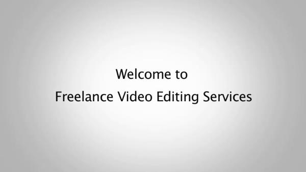"""We offer all type of video editing services like post production services, video editing services, individual video editing services, event video editing services, product video editing services. We offer video editing services like """" you s - by Talking Cloud, London"""
