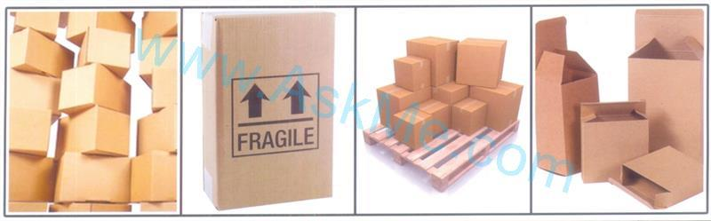 MASTER CARTONS DUPLEX CARTON BOX E-FLUTE CARTONS PUNCHING CARTONS PRINTED CARTONS - by MAM Cartons, Ernakulam