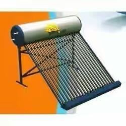 SK Solar Manufacturing Solar Water Heater.  Available in Different sizes of Tank as per Custermer Usage Like   100 Liter Solar Tank for 3 to 4 Member  200 Liter Solar Tank for 7 to 8 Member ....   - by Sshree Khodiyar Solar Pvt Ltd, Rajkot