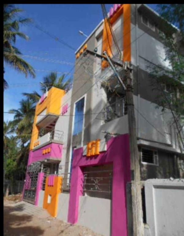 Our completed house project for JAMBU sir  - by Inbam Construction 9445778285, Trichy