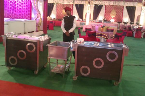 Want best facilities then don't wait come here. - by Mukesh Caterers, Delhi