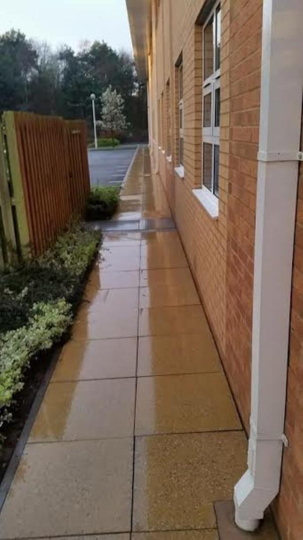 Once cleaned we can apply a weed killer and re-sand, for the final touch we can apply a sealer to protect your driveway from dirt , weeds moss etc. for many years to come.  conservatory  cleaning in telford,  conservatory cleaning in cannoc - by jetowash @ 07770966332, Staffordshire