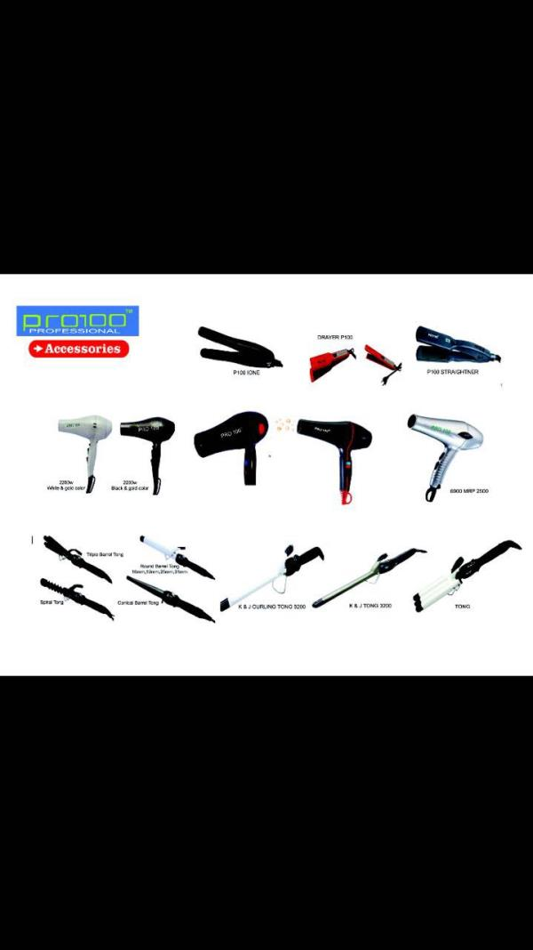 We are SUPPLIER OF HAIR STYLING ACCESSORIES IN KOLKATA - by Tridip Enterprise, Kolkata