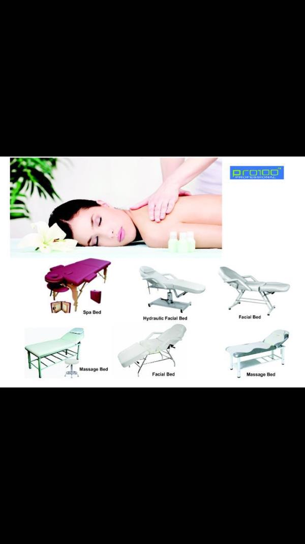We are SUPPLIER OF HYDRAULIC FACIAL BED IN KOLKATA - by Tridip Enterprise, Kolkata