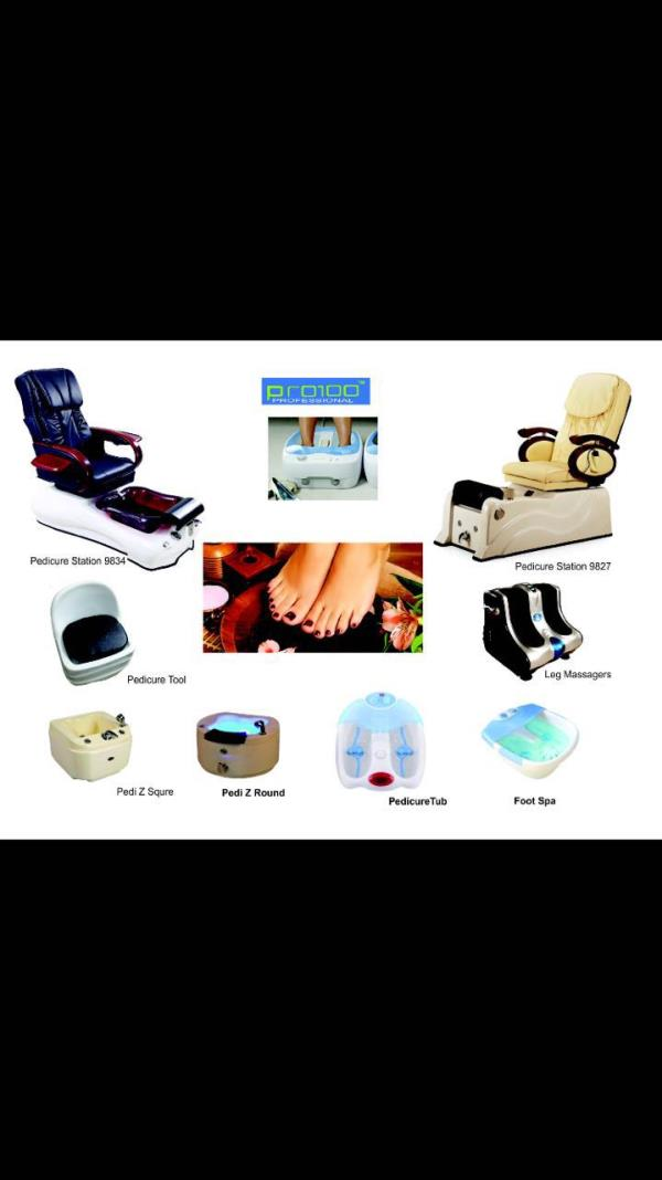 We are SUPPLIER OF PEDICURE ACCESSORIES IN KOLKATA - by Tridip Enterprise, Kolkata
