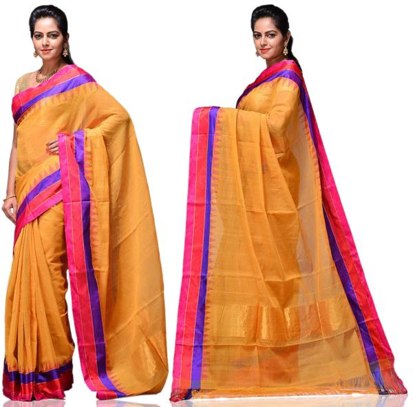 Price: - 9000/-   New designs of khadi sarees, khadi cotton silk sarees, khadi cotton fabric, khadi silk sarees. Sign up now for E-book you will be updated with latest collection of ethnic verities. For More Info Click on :- www.uppada.com  We manufacture of Uppada sarees, Paithani sarees, Banarasi sarees, Venkatagiri Sarees, Gadwal Sarees, Khadi sarees, Hand Painted Kalamkari Dupatta, Ikkat sarees, Kanchipuram Sarees, Dupattas, Stoles etc. For more info us at 040 64640303, 441905005.  Buy online: - uppada.com  - by Paithani, Hyderabad