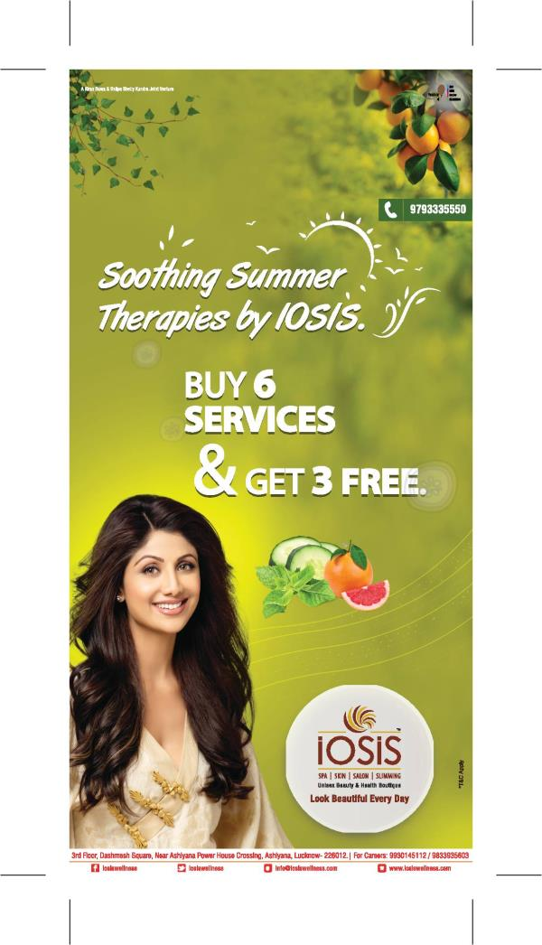 Summer offer - by Iosis Wellness Centre, Lucknow