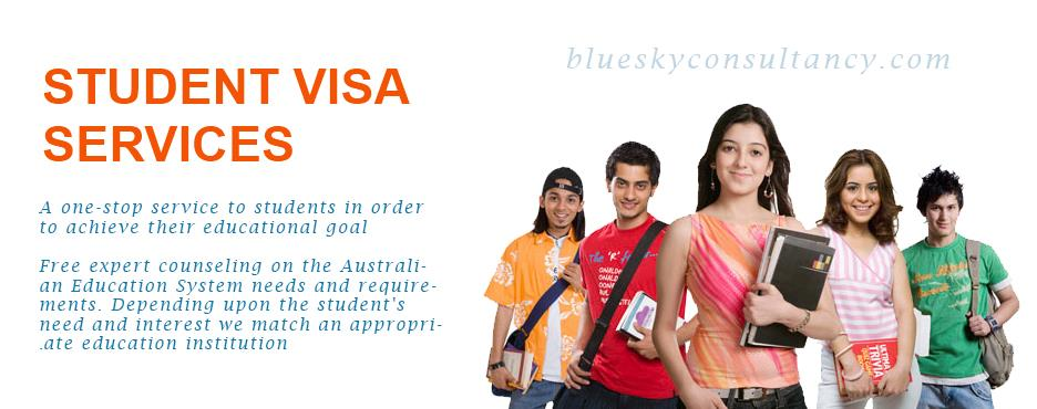 Bluesky Immigration and Student Consultancy Service is one of the leading Immigration and Consultancy Services in Australia. for more information contact us http://www.blueskyconsultancy.com/  australian immigration consultants in delhi,  a - by Student Visa Consultant |+91 9871203786, Delhi