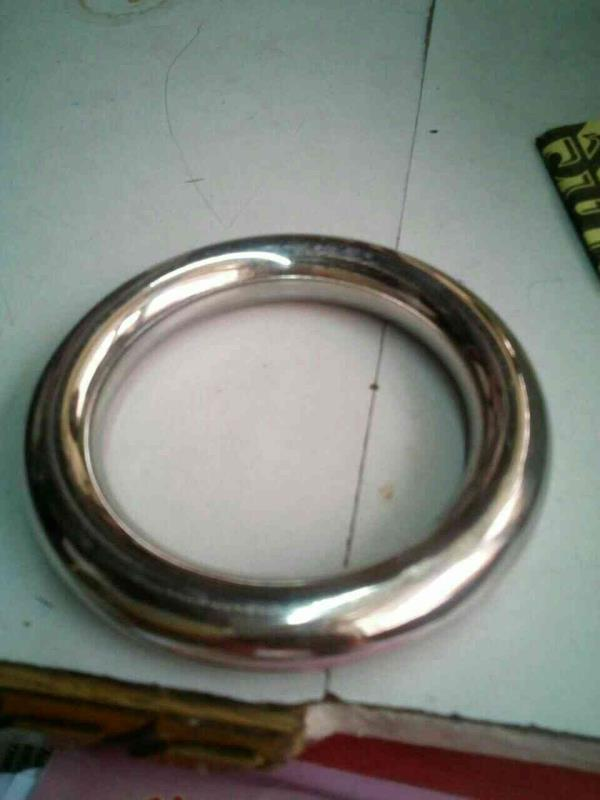 s s pipe ring  - by Jay Steel Furniture, Rajkot