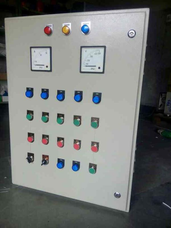 MCC Panel Manufacturer in Jaipur - Yes Automation. We are manufacturer of motor control center panel in Jaipur - by Yes Automation, Jaipur