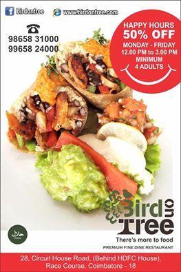 Chinese Restaurants in Coimbatore   - by Bird On Tree, Coimbatore